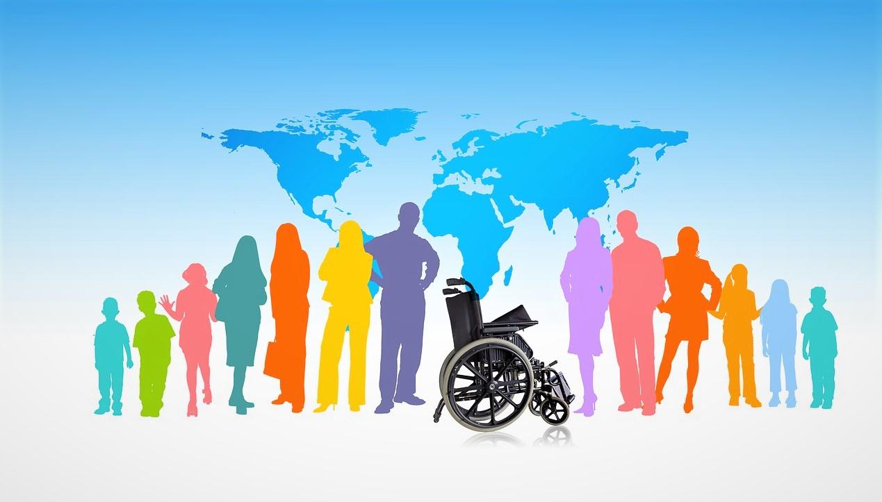 Travailleurs handicapés au Café Joyeux